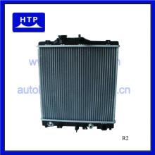 radiador de aluminio para Honda H1219