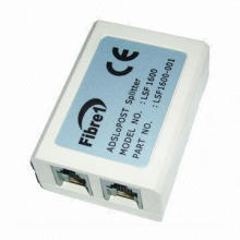 Splitter ADSL para Rj11 y RJ45 con buen precio