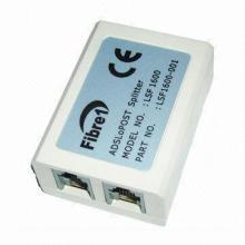 Разветвитель ADSL для RJ11 и RJ45 с хорошей ценой