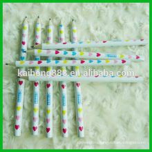 Non Toxic Round Wooden Long Pencil
