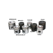Deutz Pistons and Rods Components 1015