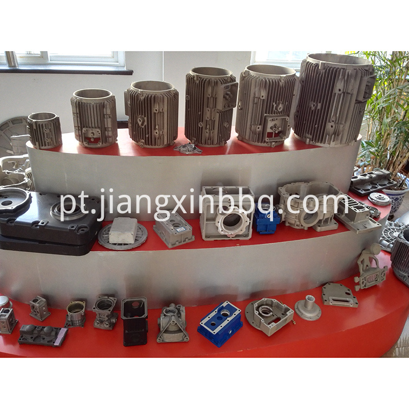 Aluminum Alloy Machining Parts