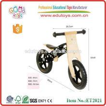 Neues Design Hölzerne Kinder balancieren Fahrradspielzeug