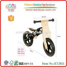Nouveau design Wooden Kids balance Bike toys