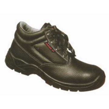 Calçados de segurança de couro de grão completo de estilo novo (AQ 17)
