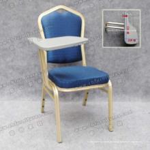 Moderner Bankett-Stuhl mit einer Schreibplatte (YC-ZL22-17)