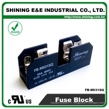 FB-M031SQ Equal To Bussmann 600V 30 Amp 1 Pole 10x38 Midget Fuse Holder