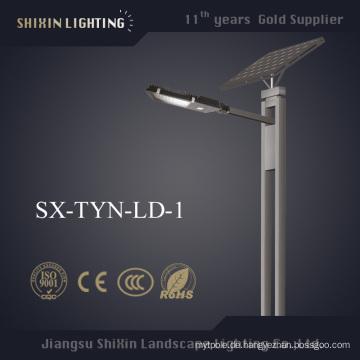 30W 60W solarbetriebene LED Straßenlaterne mit CE genehmigt