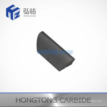 Special Shape and Size Brazed Tips of Cemented Carbide