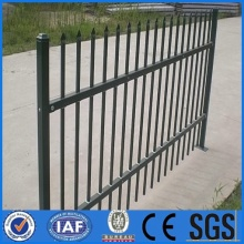Zinc steel tube fence