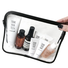 Small Travel Makeup Toiletry PVC Bags Pouches