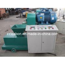 180-500kgs / H Machine à brique de bois à biomasse à vis (ZBJ)
