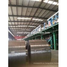 Bobina de acero de silicio