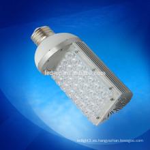 Luz de maíz led e40 led exterior Bridgelux lámpara led en lugar de lámpara halógena e40