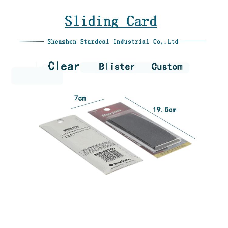 blister card