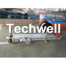 Portable Downspout Machine For Aluminum / Copper / Steel Rainwater Downpipe
