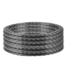 BTO&CBT Anti-rust Galvanized Concertina Razor Wire/Razor Barbed Wire/Razor Wire