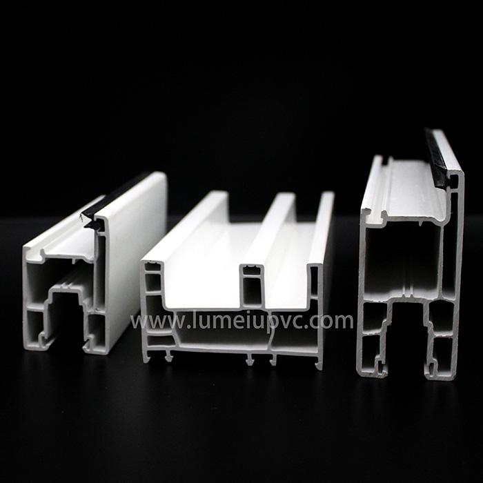 80mm Sliding Upvc Profile 2