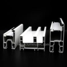Ouvrir les profils UPVC pour les fenêtres en plastique PVC
