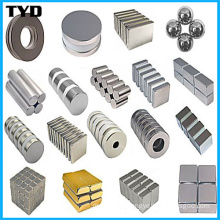 High Quality Ring Sintered Neodymium Magnet