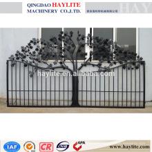 Puerta del oscilación de la puerta del hierro de Haylite para la venta