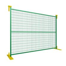 Mesh Fence/Canada Standard Pvc Coated Temporary Fence/Canada Construction Temporary Fencing