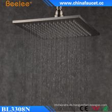 Badezimmer-Nebel-Fall-Wand-Aufhänger-Wasser-Spray gebürstete Oberseiten-Dusche