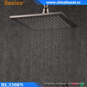 Baño Mist Fall Wall Hanger Water Spray Cepillado Top ducha