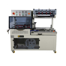 QL5545 Automatic L sealer & BS-D4520 shrink tunnel for Shrink Packing Machine From Factory