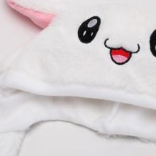 Mode femmes fille dessin animé lapin jouet chapeau de broderie