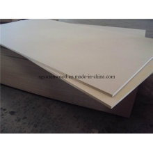 Raw MDF Panel Indoor Use