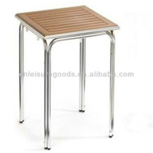 Outdoor Square Polywood Bistro Table