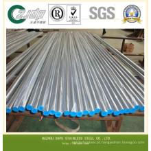 Tubulação flexível do aço inoxidável sem emenda