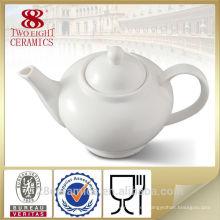 Té de la tetera, pote de cerámica con la cubierta, pote de cerámica de encargo del té