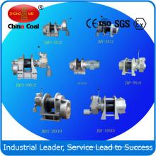 Treuil pneumatique d'exploitation minière de Jqy-3X12 avec la certification de Ce