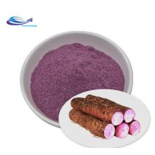 Polvo de Ube de ñame púrpura a granel de grado alimenticio chino
