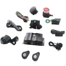 Popular GPS Tracking System with Fuel, Temperature Sensor, RFID From China Manufacturer Tk510-Ez