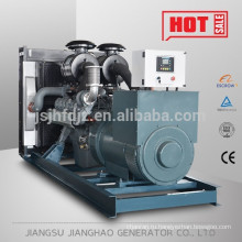 505kw V MAN diesel generator for Mining industry use