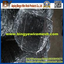 Anping alambre de púas de alta calidad con fábrica directa