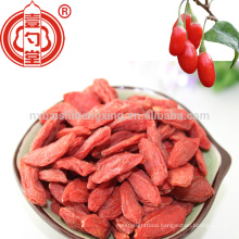 2017 new air dried conventional 280 bulk goji berries packing as client requestment