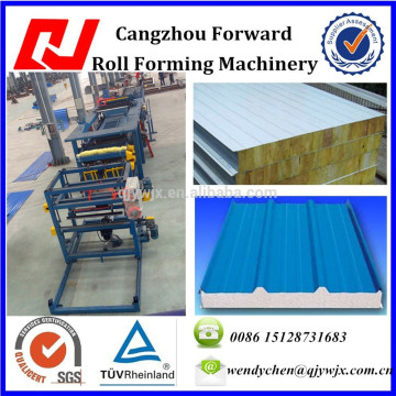 QJ EPS 980 Sandwich Panel Making Machine