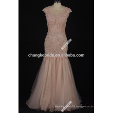 New Lace tulle Evening Dress Beading mermaid sex Banquet Dress