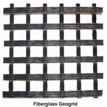Армирующая асфальтовая стеклопластиковая геосетка