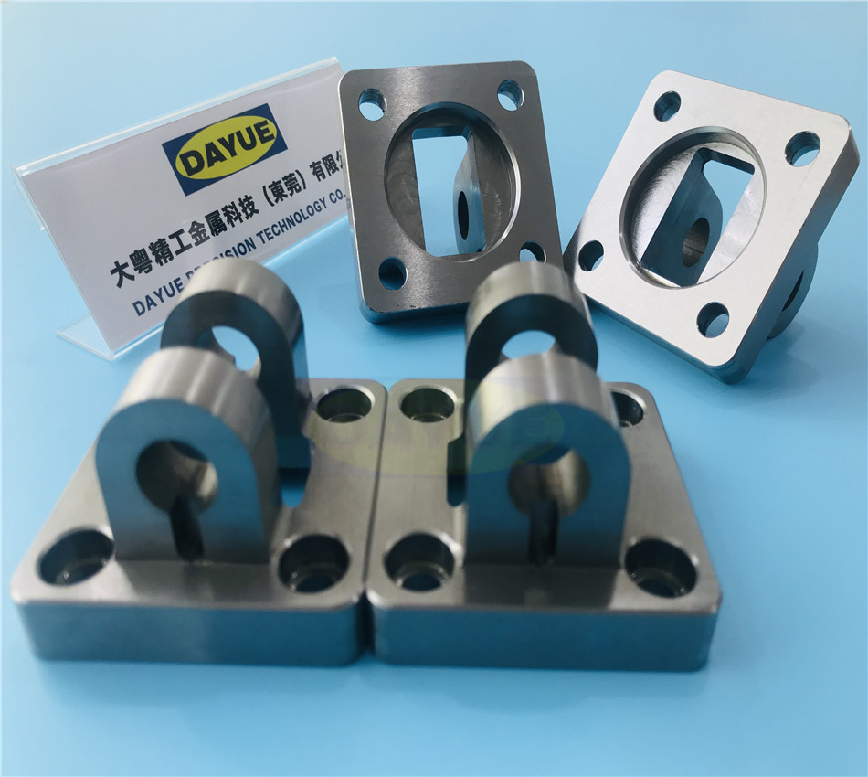 Custom auto spare machining parts