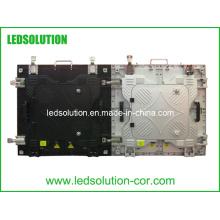 Р10 легкий Открытый Литой светодиодный экран