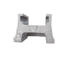 CNC que trabaja a máquina la pieza del bastidor de arena del acero de aleación del OEM que trabaja a máquina