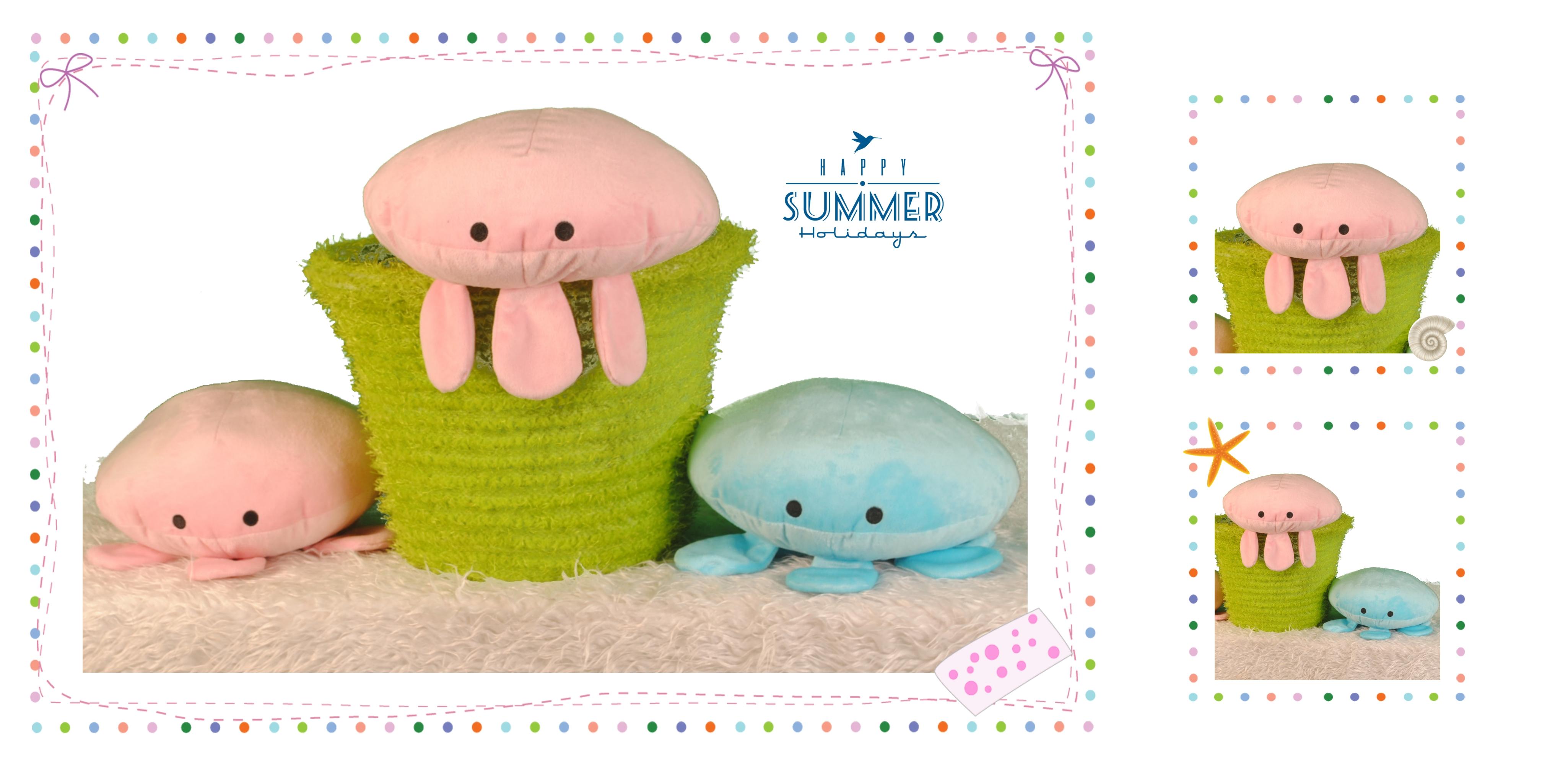 Aquarium Series Pillow