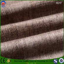 Waterproof Flame Retardant Coating Blind Blend Polyester Fabric for Window Curtain From Textile Supplier