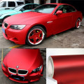 Colored Car Wrap Vinyl Matt Chrome Ice Wrap