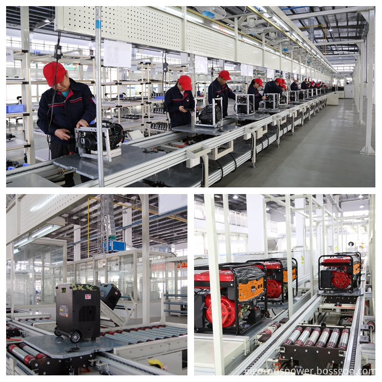Generator Manufacturer